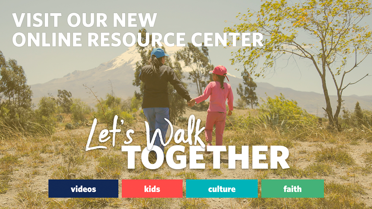 Lets Walk Together Resource Center