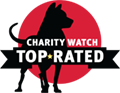 Charity Watch A+ rating