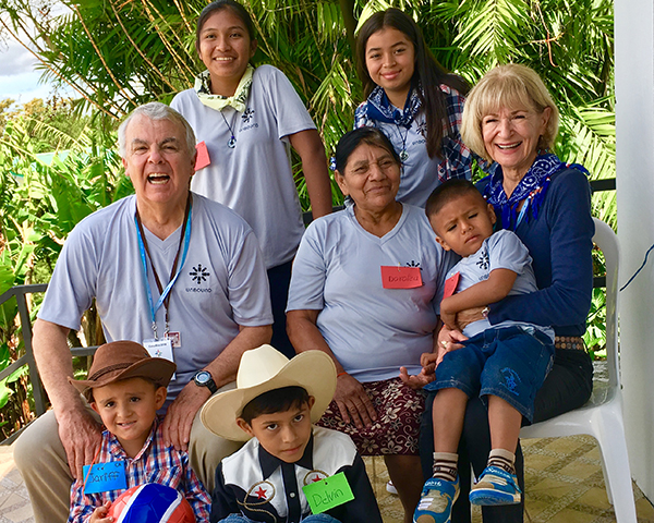 On their awareness trip to Costa Rica to meet their sponsored children, Mike and Mimi Murray saw a glimpse into the realities of poverty. But it was also an eye-opening immersion into a world of gratitude and hospitality, and a life-changing communion with the Christ who dwells within and among the poor of the world.